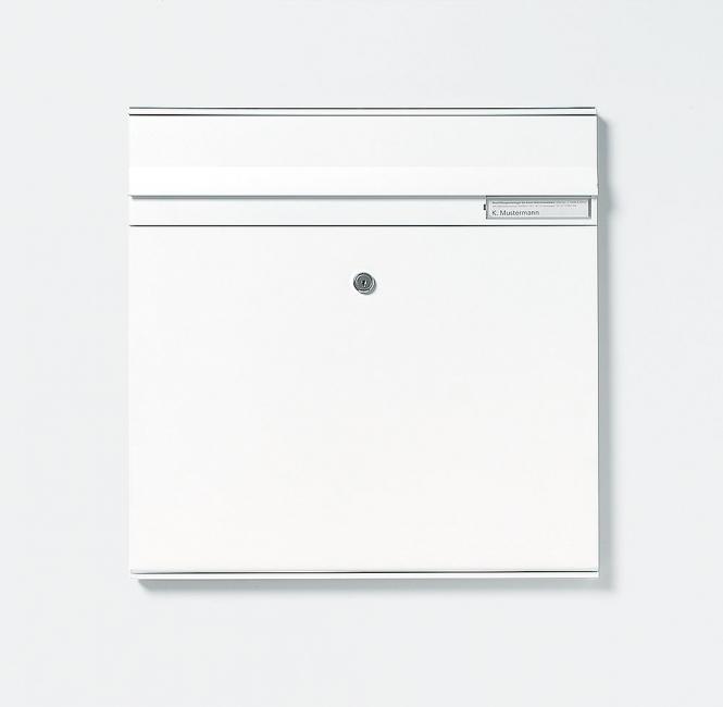 siedle bkm 611 4 4 0 sm briefkasten modul mit einwurfklappe silber metallic online kaufen im. Black Bedroom Furniture Sets. Home Design Ideas