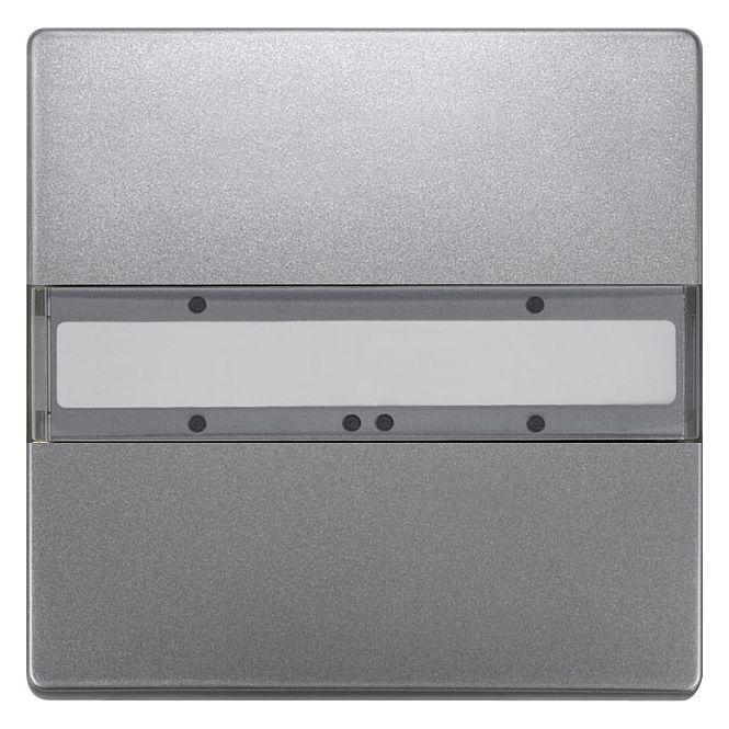 SIEMENS 5WG1285-2DB42 UP 285/42 Taster ohne Status-LED platinmetallic 1-fach