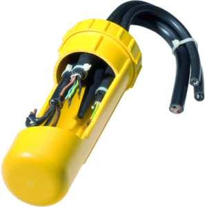 SCHAUM-FDM1 Kabelanschlussmuffe 4 x 6-14 mm