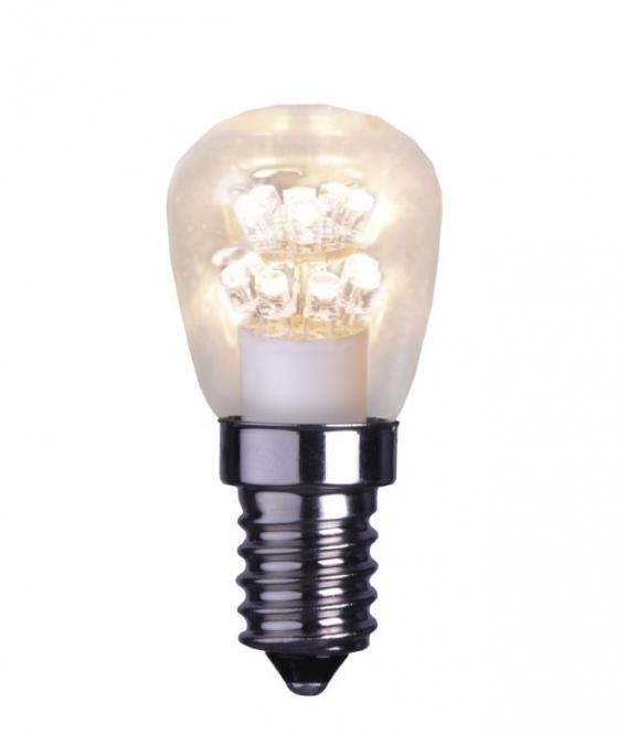 SUHGMBH S+H 33400 Deco-LED Birnenform 0,7W E14 230V 2100K klar