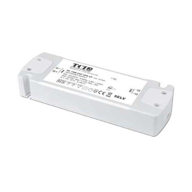 TCI 127904 DC 75W 12V VPS LP LED Netzgerät nicht dimmbar weiß 12V