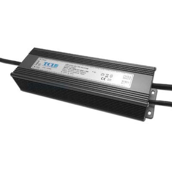 TCI 127910 DC 180W 12V VPS 1-10V LED Netzgerät dimmbar grau