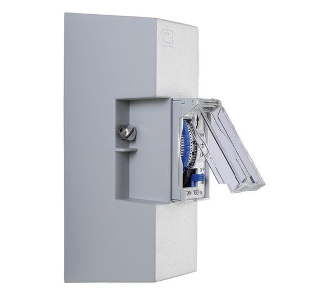 THEBEN 9070065 Wandmontage-Set für Aufbaumontage plombierbar 17,5 mm
