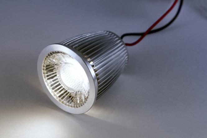 CONSTALED 30939 LED Spot MR16 6W 24V DC 2850K 25° CRI 90 dimmbar