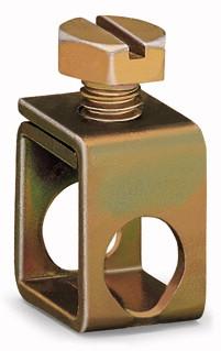 WAGO 209-105 Anschlußklemme 2,5-35mmq blank