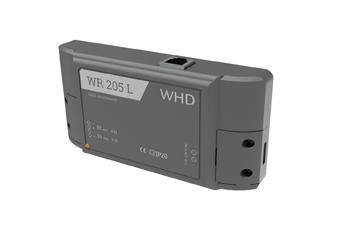 WHD WR 205 L (W)Lan-Empfänger mit Verstärker schwarz