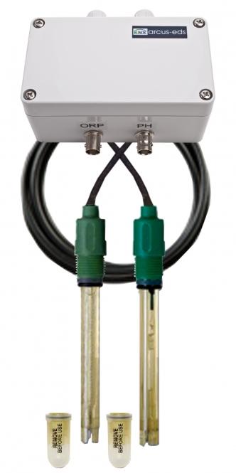 ARCUS SK08-WAQ-MES KNX Sensor / -Regler für Wasserqualität