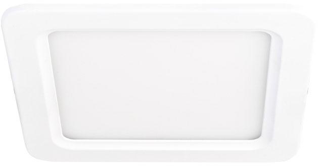 BRUMBERG 12018073 LED Einbaupanel, quadratisch, Aluminium / Kunststoff
