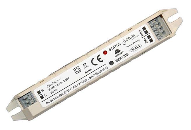 DEUTA Controls 11329 BL-202-10-868 EnOcean-DALI-Controller ...