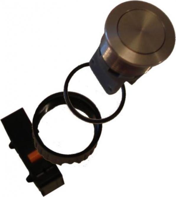DIVUS OD-Push Open Door Kamera Druckknopf ohne LED Ring