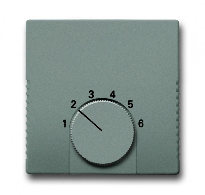 busch jaeger 1794 803 temperaturregler abdeckung graumetallic online kaufen im voltus elektro shop. Black Bedroom Furniture Sets. Home Design Ideas
