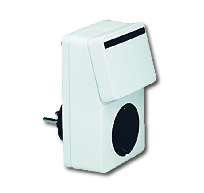 busch jaeger 6080 24 ir schalter mit zwischenstecker online kaufen im voltus elektro shop. Black Bedroom Furniture Sets. Home Design Ideas