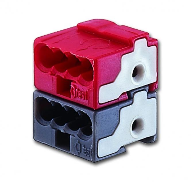 busch jaeger 6183 klemmblock verbinder online kaufen im. Black Bedroom Furniture Sets. Home Design Ideas