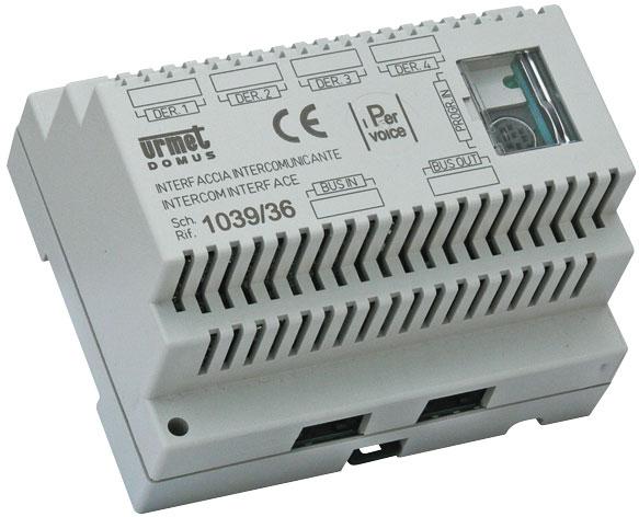 GROTHE IP 1039/36 Intercom-Gerät