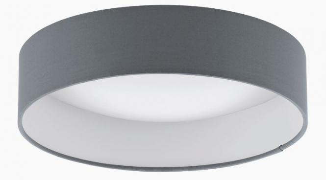 Lichtideen l35169 eglo led deckenleuchte palomaro taube for Led deckenleuchten innen