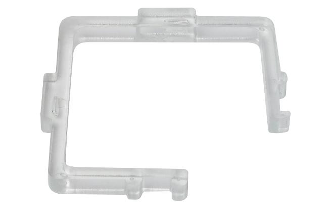 PAULMANN 202000223 Sprengring viereckig (Kunststoff) für Einbauleuchte Premium