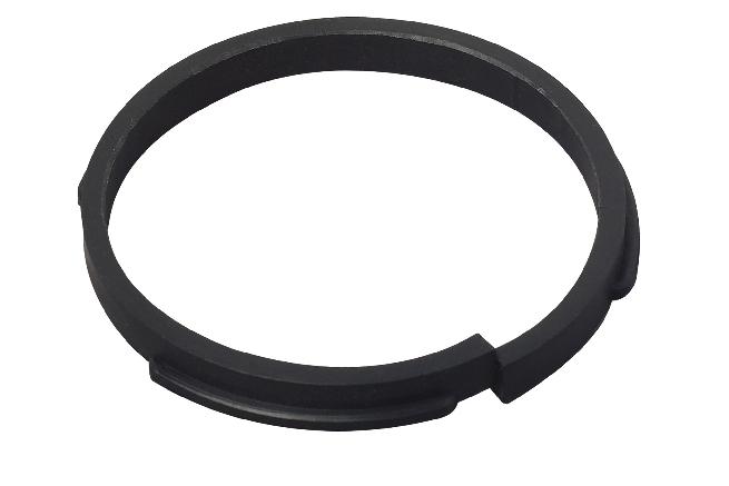 PAULMANN 404001963 Sprengring schwarz (Kunststoff) für Möbeleinbauleuchte