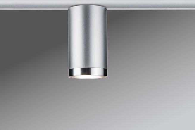 paulmann urail led spot 1x6 5w tube 230v gu10 chrom matt chrom online kaufen im. Black Bedroom Furniture Sets. Home Design Ideas