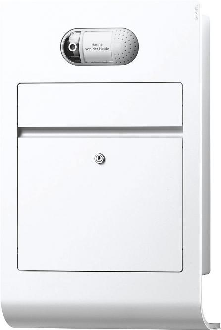 SIEDLE SBV 850-0 A Briefkasten mit integrierter Video ...
