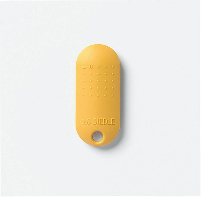 siedle ek 601 0 electronic key 1ve 3stck vpe 3st ck online kaufen im voltus elektro shop. Black Bedroom Furniture Sets. Home Design Ideas
