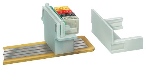 siemens 5wg11908ab32 eib datenschiene verbinder integriert 324 mm 18 te online kaufen im. Black Bedroom Furniture Sets. Home Design Ideas