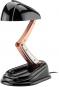THPG 100478 JUMBO Gelenkleuchte Bakelit schwarz