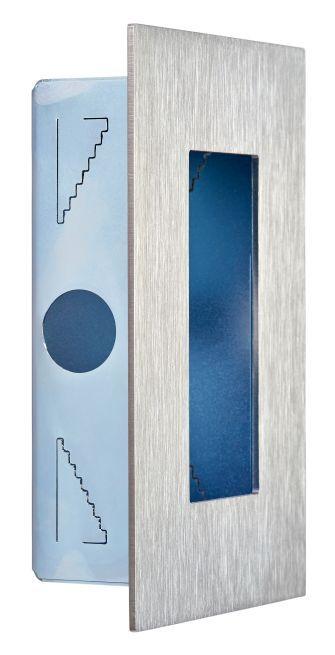 ekey 101 302 wandmontageset fs edelstahl f r intergra ohne. Black Bedroom Furniture Sets. Home Design Ideas