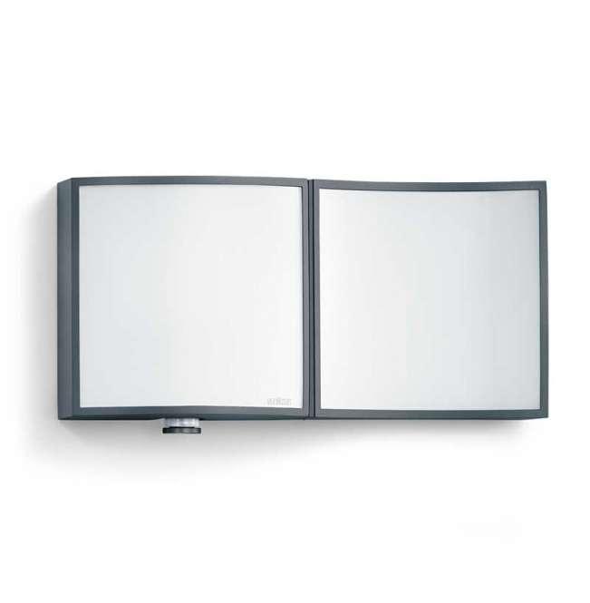 steinel 581817 l 675 led design sensor au enleuchte 230v. Black Bedroom Furniture Sets. Home Design Ideas