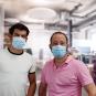 Einweg Mund- und Nasenmaske 3-lagig