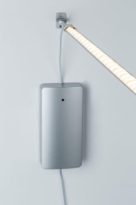 paulmann flying strip umlenker alu online kaufen im voltus elektro shop. Black Bedroom Furniture Sets. Home Design Ideas