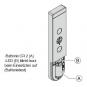 BUSCH-JAEGER 6222/1 AP-64-WL Fenstermelder free@home Wireless Studioweiß matt