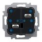 BUSCH-JAEGER 6211/2.1-WL Sensor/ Schaltaktor Wireless 2/1-fach