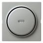 GIRA 029042 Wippe mit Kontrollfenster Grau