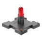 GIRA 099200 LED Beleuchtungseinsatz 12 - 24 V~ 20mA Rot