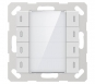 GVS CHPLE-08/02.1.00 Tastsensor ADVANCE+ RGB-Statusanzeige Matt 4-fach