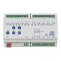 MDT AKU-1616.02 Universalaktor 8TE REG 16A 100µF 15EVG 230VAC 16-fach