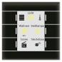 MDT BE-GT2TS.01 Glastaster II Smart mit 6 Sensorflächen Schwarz