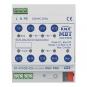 MDT SCN-DALI32.03 DaliControl Gateway mit HSV Ansteuerung 4TE REG 2 DALI Ausgänge