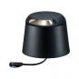 PAULMANN 939.16 Plug&Shine Bodenaufbau Leuchte 1x3W 24V 3000K 65 lm IP67 Ausstrahlwinkel: 60 Grad