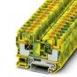 PHOENIX 3212131 PT 10-PE Schutzleiter-Reihenklemme grün-gelb 10 mm²