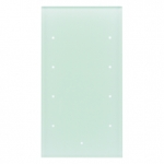 BERKER 75144830 KNX Glas-Sensor 4fach Komfort Glas polarweiß
