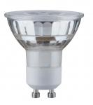 PAULMANN 284.34 LED Glasreflektor 5,7W GU10 230V silber 2700K warmweiß