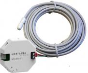 HUGOMÜLLER 673310rf KNX Temperatursensor mit externem Fühler Paladin