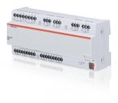 ABB JRA/S6.230.3.1 Jalousie-/ Rollladenaktor mit Binäreingang