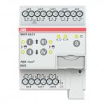 ABB SAH/S8.6.7.1 Schalt-/Jalousieaktor 6A REG 8/4-fach