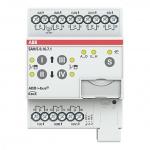 ABB SAH/S8.16.7.1 Schalt-/Jalousieaktor 16A REG 8-fach