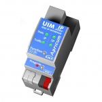 APRICUM UIMip KNX/IP Schnittstelle 2TE REG