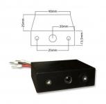 b+b Automations E001-H01 1001 EIB-IR-Sensor