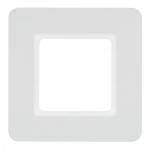 BERKER 10116189 Abdeckrahmen Polarweiß samt 1-fach
