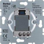 BERKER 2902 BLC Universal-Tastdimmer 50-420W